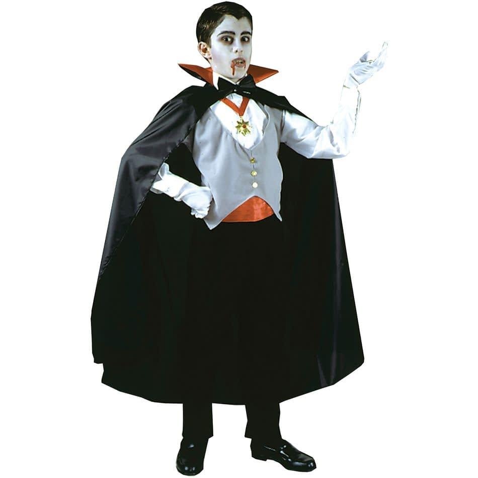 Как сделать костюм вампира в домашних условиях