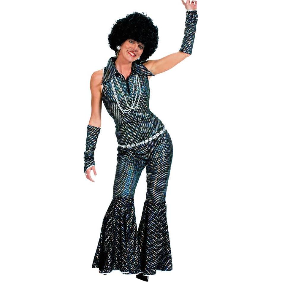 Spanky stripes adult female costume