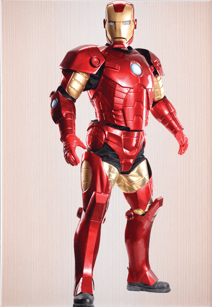 Iron Man Costume For Adults