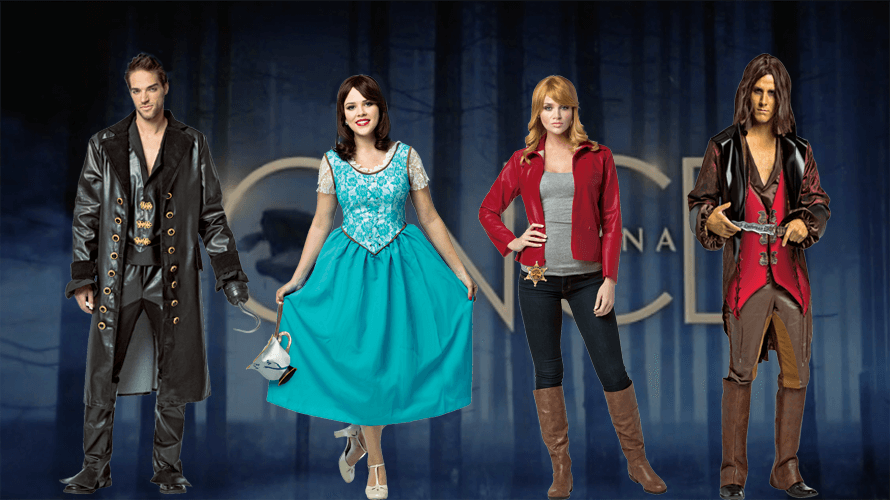 Ouat Costumes