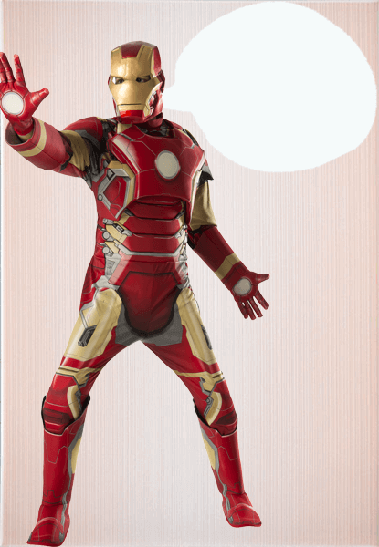 Real Iron Man Suit