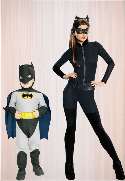 toddler batman costume catwoman halloween costume