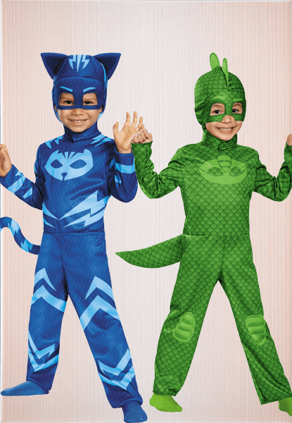 Pj mask Halloween costume & Pj masks Clothes
