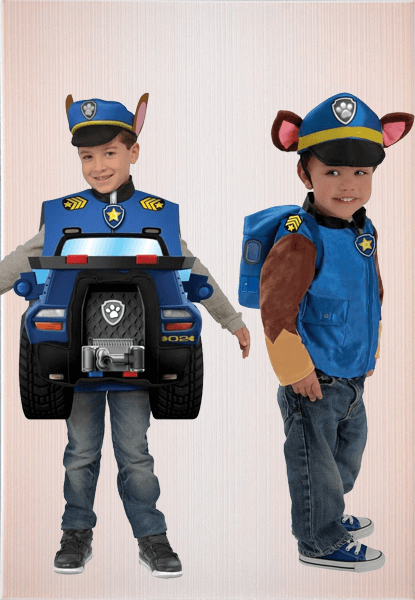Chase Halloween Costume & Chase Costume