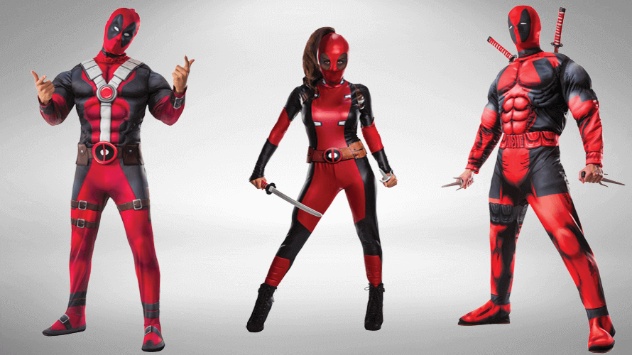 Deadpool Halloween Costume