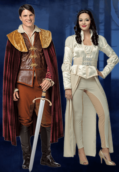 Prince Charming Ouat Costume & Snow White Once Upon a Time Costume