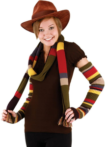 4Th Doctor Hat Brown For All
