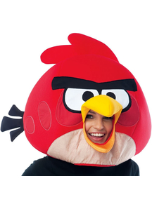 Angry Birds Red Mask For Adults