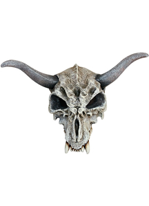 Animal Skull Latex Mask For Adults
