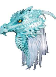 Arctic Dragon Premiere Mask For Adults