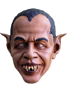Barackula Full Latex Mask For Adults