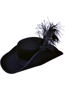 Cavalier Hat Quality Small For All
