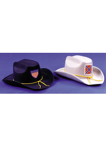 Civil War Hat Econo Blue For All