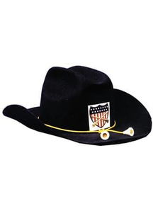 Civil War Ofc Hat Qul Bu Sm For Men