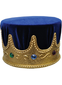 Crown Jewel With Blue Turban For All
