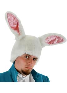 Disney Alice White Rabbit Hat