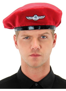 Doctor Who Unit Beret For All