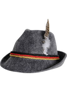 German Alpine Hat For All