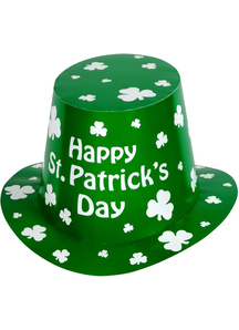 Happy St.Patrick'S Day Hat For Adults