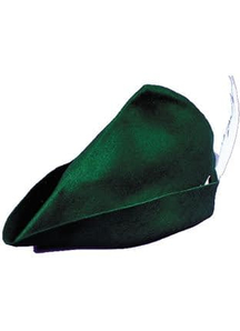 Hat For Peter Pan Elf Felt