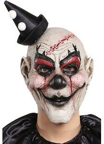 Kill Joy Clown Mask For Adults