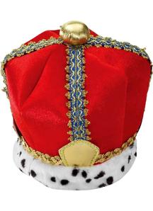 King Crown Velvet For Adults
