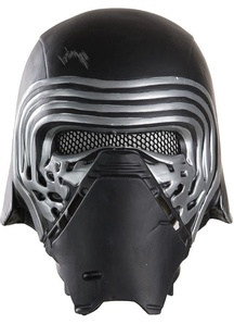 Kylo Ren 2 Piece Helmet For Children