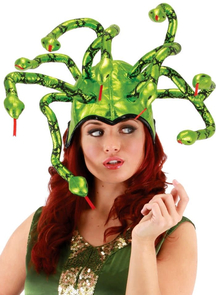 Medusa Hat For Adults