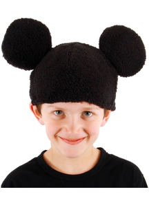 Mickey Beanie For Children