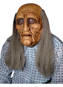 Old Man Realistic Mask For Adults