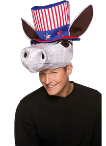 Patriot Donkey Hat For All