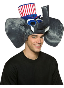 Patriot Elephant Hat For All