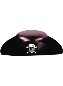 Pirate Hat Plastic For All