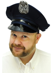 Police Hat For Adults