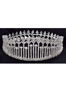Queen Crown 3 Inch For Adults