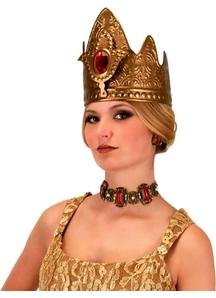 Queen Crown For Adult
