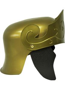 Roman Helmet Gold For All