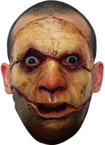 Serial Killer 3 Adt Latex Face For Adults
