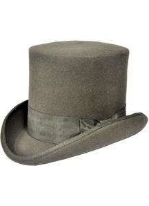 Tall Hat Grey Medium For Men