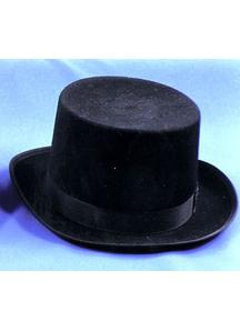 Top Hat Felt Qual Black Sml For All