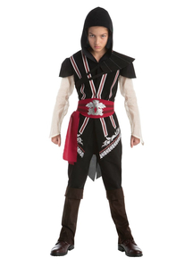 Assassins Creed Ezio Costume For Teens - 20211