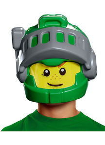 Aaron Lego Mask For Children
