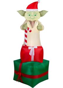 Airblown Yoda