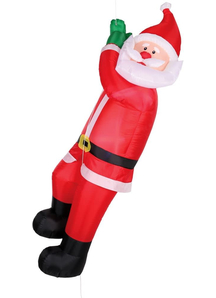 Animated Santa Prop