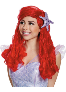 Ariel Prestige Wig For Adults
