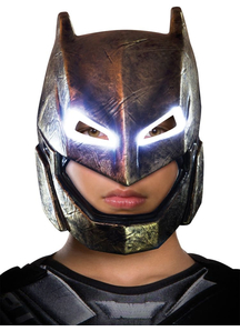 Armored Batman Mask With Light Up Child