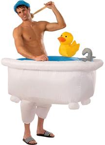 Bathroom Inflatable Funny Costume