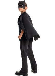 Batman Minimal Costume Child