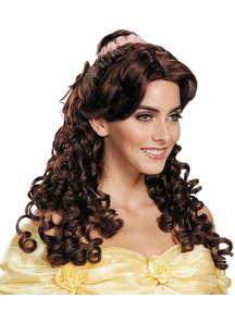 Belle Wig For Adults