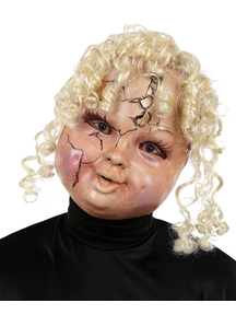 Creepy Doll Mask